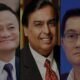 Wealthiest People In Asia By Forbes