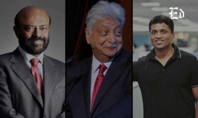 15 Richest Tech Billionaires In India