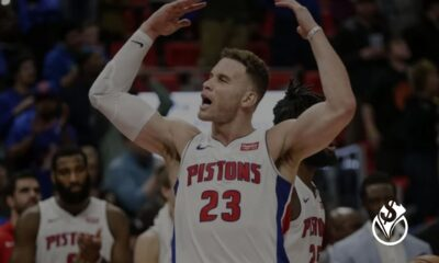 Blake Griffin Agrees To Buyout With Pistons | He becomes a free agent.