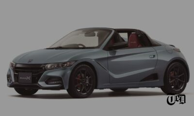 Honda Declares That The Mid-Engine S660 Super Sports Convertible Is Dead.